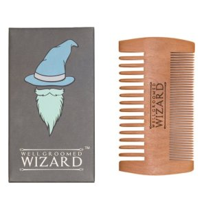 Well Groomed Wizard - Legno di Pera