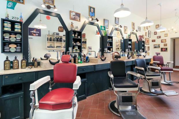 Barba Curata - Machete Barber Shop in Via Dei Fossi a Firenze