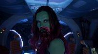 Barba Curata - Avengers - Gamora