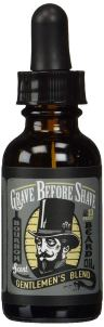 Olio Gentlemen's Blend per barba lunga di Grave Before Shave