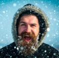 La forfora è un problema comune quando si ha la barba lunga