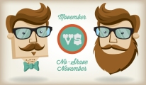 Differenze tra Movember e No-Shave November