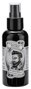 Shampoo per barba papaya e cupacu di Solomon's Beard